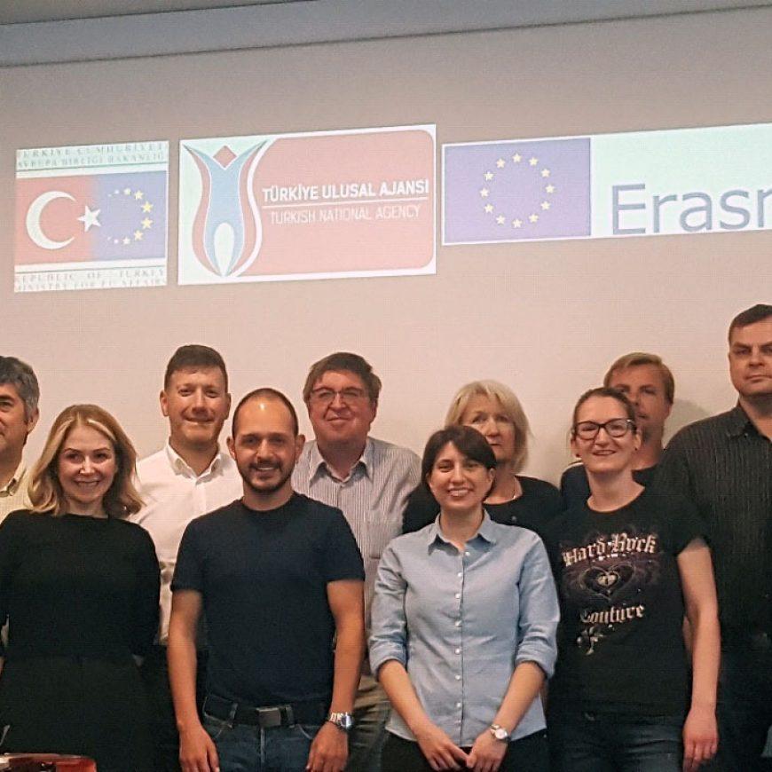 Das zweite Projekttreffen in Slovenien